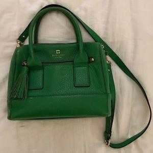 Kate Spade Kelly Green Handbag